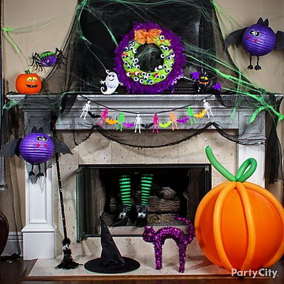 36 Spooky Halloween Decoration Ideas For Your Home_16