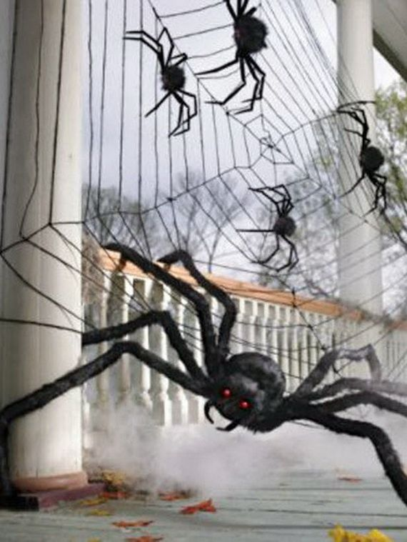 36 Spooky Halloween Decoration Ideas For Your Home_20