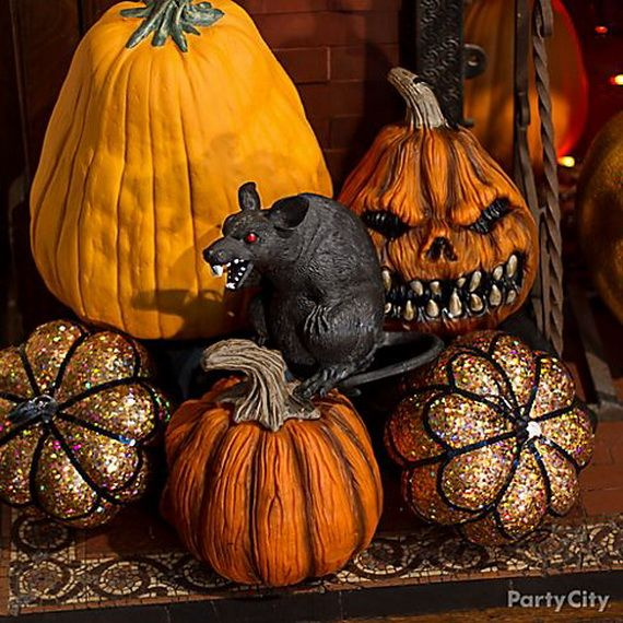 36 Spooky Halloween Decoration Ideas For Your Home_25