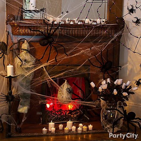 36 spooky halloween decoration ideas for your home_27 - Spooky Halloween Decor