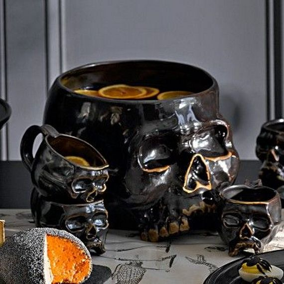 36 Spooky Halloween Decoration Ideas For Your Home_33