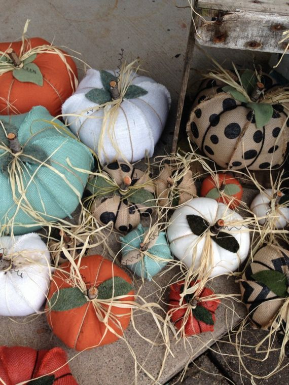 45 Great craft ideas for autumn decorations for inside and outside_10