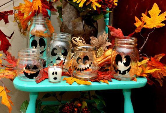 45 Great craft ideas for autumn decorations for inside and outside_28