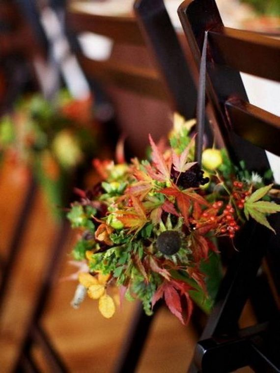 45 Great craft ideas for autumn decorations for inside and outside_38