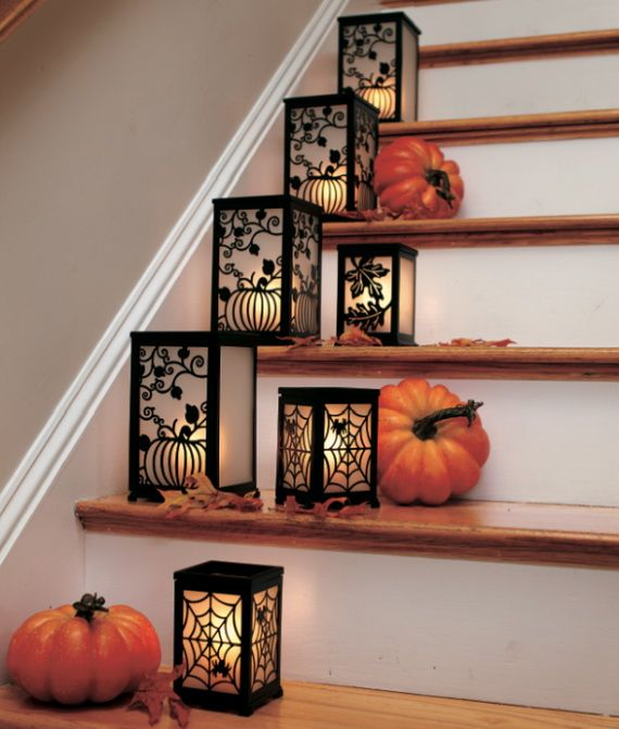 50 inspiring diy halloween decoration ideas family to fam - Idee deco pour halloween ...