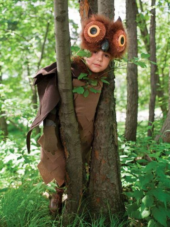 60 Homemade Halloween Costumes for Kids _55
