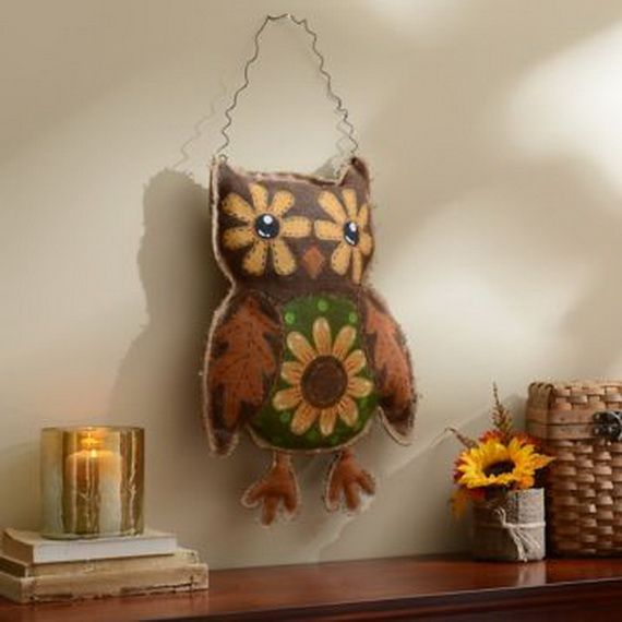 Affordable Owl Holiday Decor & Gift Ideas for the Home_05