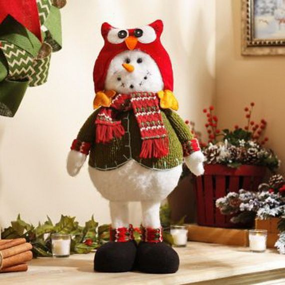 Affordable Owl Holiday Decor & Gift Ideas for the Home_12