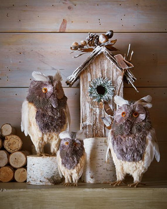 Affordable Owl Holiday Decor & Gift Ideas for the Home_25