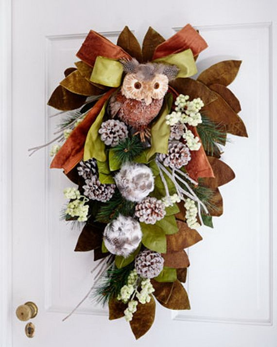 Affordable Owl Holiday Decor & Gift Ideas for the Home_28