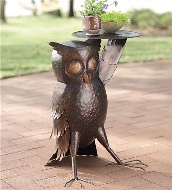 Affordable Owl Holiday Decor & Gift Ideas for the Home_5