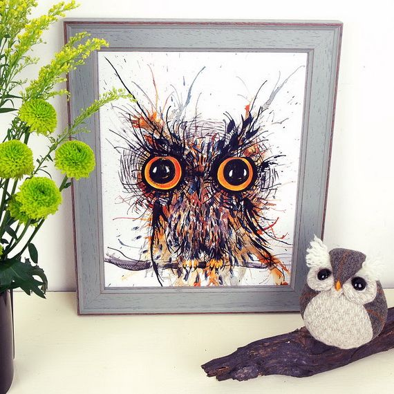 Affordable Owl Holiday Decor & Gift Ideas for the Home_62