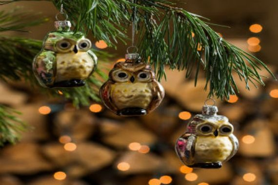 Affordable Owl Holiday Decor & Gift Ideas for the Home_65