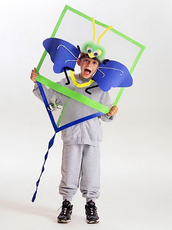 Awesome Halloween Costume Ideas for Kids_48