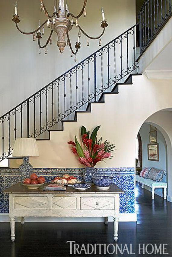 Beautiful, Glamorous Holiday Home in Blue and White_08