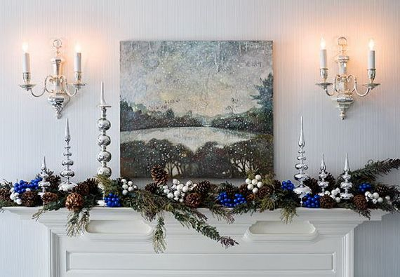 Beautiful, Glamorous Holiday Home in Blue and White_10