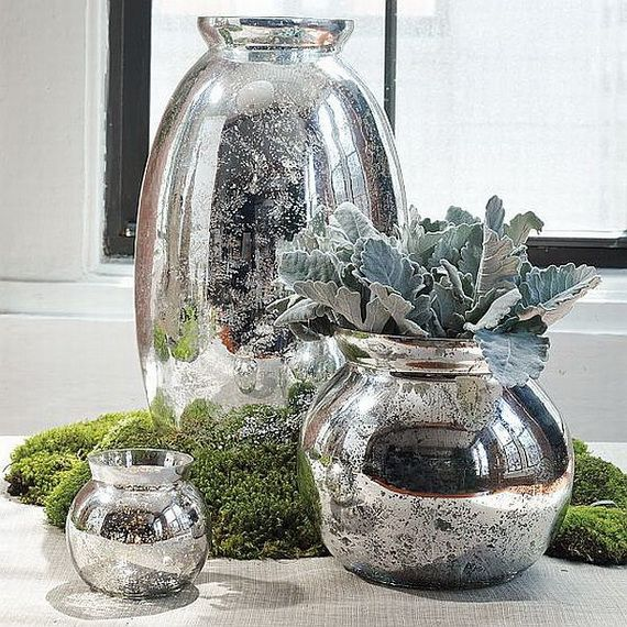 Beautiful Mercury Glass Decorations For Your Coming Holidays _03