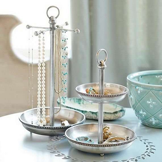 Beautiful Mercury Glass Decorations For Your Coming Holidays _16