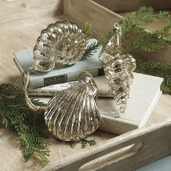 Beautiful Mercury Glass Decorations For Your Coming Holidays _22