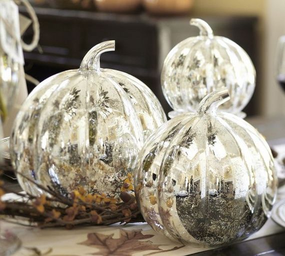 Beautiful Mercury Glass Decorations For Your Coming Holidays _33