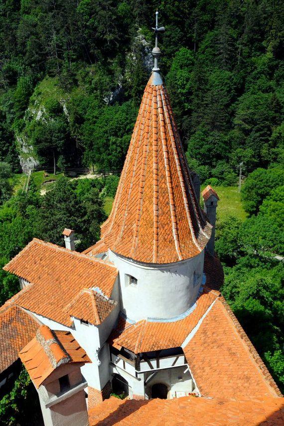 Best Destinations for Halloween Bran Castle - Dracula's Castle_14