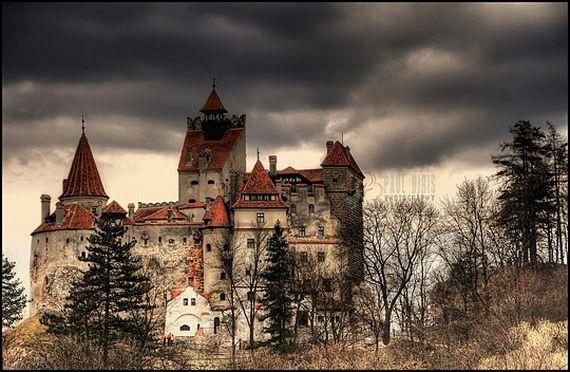 Best Destinations for Halloween Bran Castle - Dracula's Castle_20