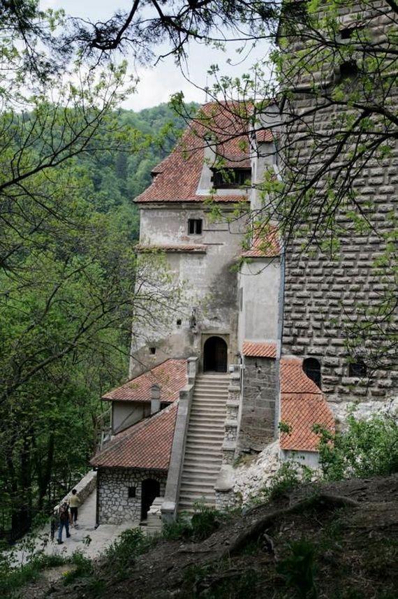 Best Destinations for Halloween Bran Castle - Dracula's Castle_24