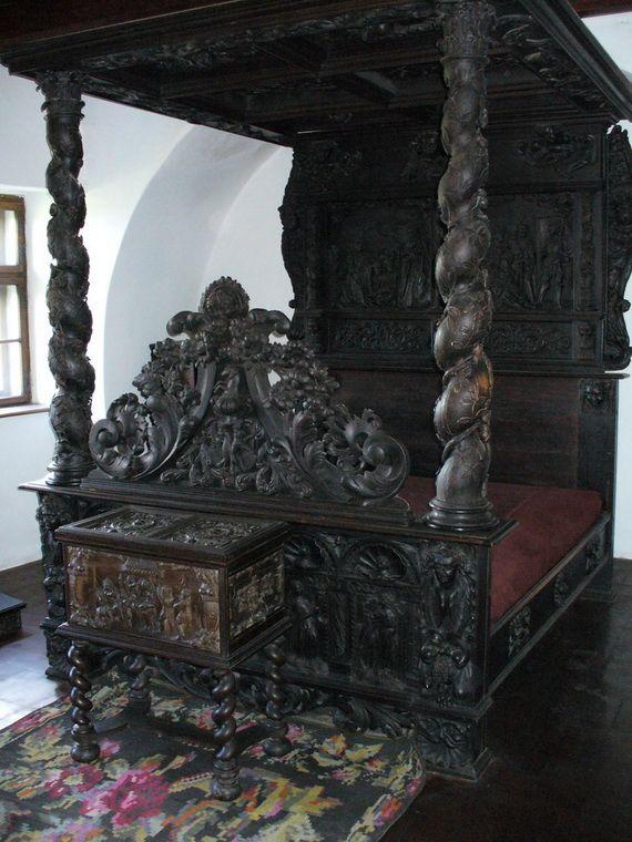 Best Destinations for Halloween Bran Castle - Dracula's Castle_26