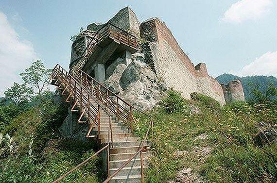 Best Destinations for Halloween Bran Castle - Dracula's Castle_29