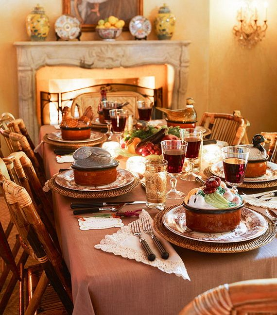Classic Decorating For Fall And Winter Holidays_01