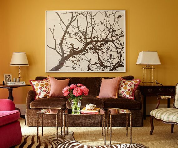 Classic Decorating For Fall And Winter Holidays_02