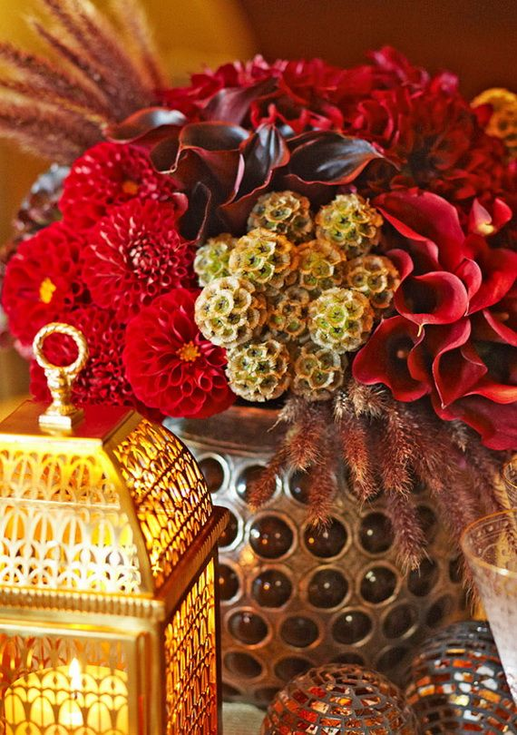 Classic Decorating For Fall And Winter Holidays_05