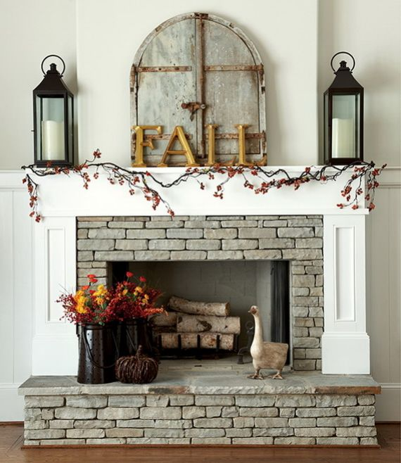 Classic Decorating For Fall And Winter Holidays_06