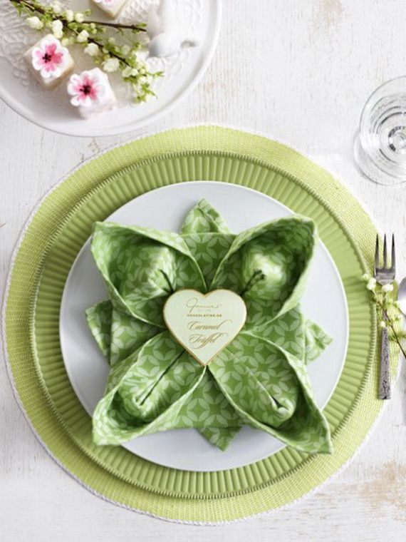 Creative Elegant Napkin Ideas You Can't Screw Up For Any Occasion_32