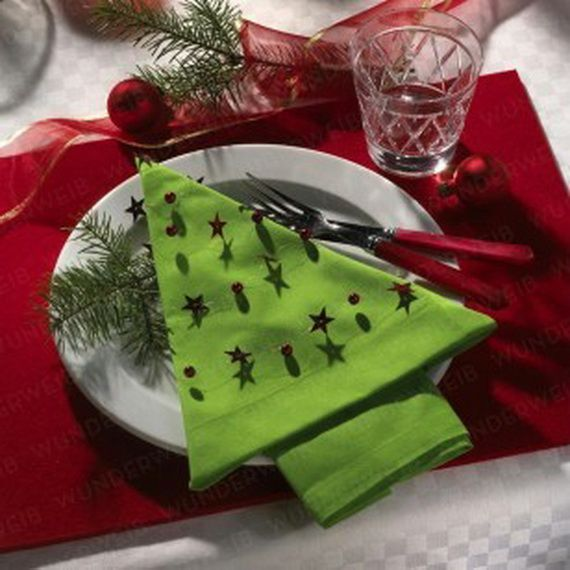 Creative Elegant Napkin Ideas You Can't Screw Up For Any Occasion_36