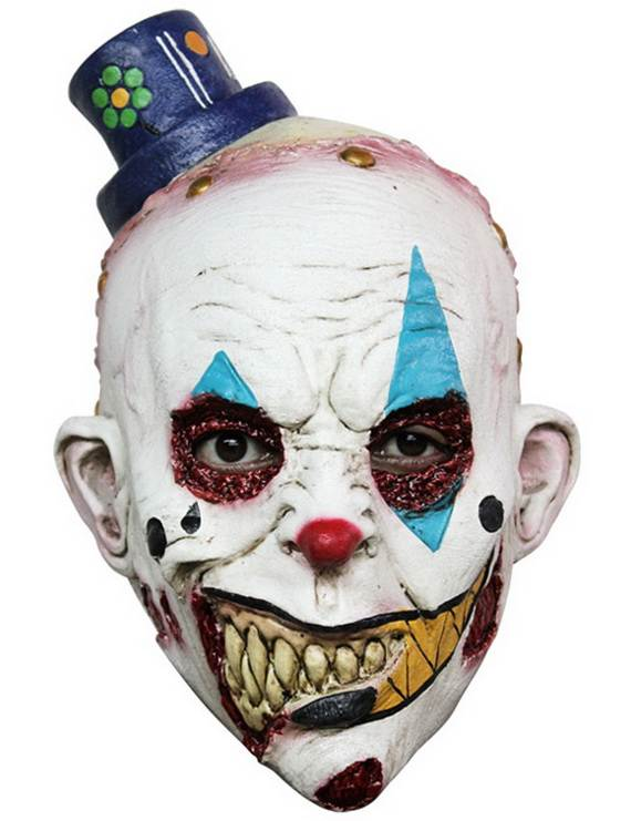 Creative Halloween masks for kids-40 ideas - family holiday.net ...