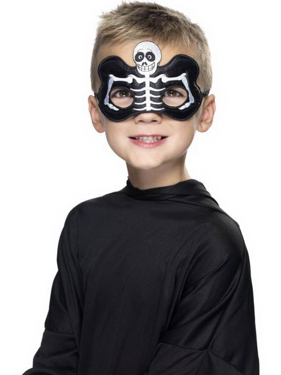 creative halloween masks for kids 40 ideas family to family holidays on the. Black Bedroom Furniture Sets. Home Design Ideas