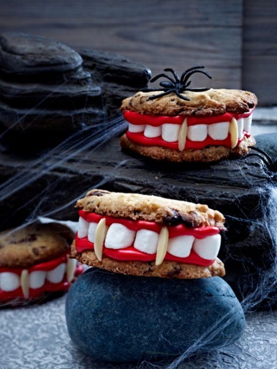Family Halloween Recipes- Scary Nice To Shudder For The Halloween Party_14
