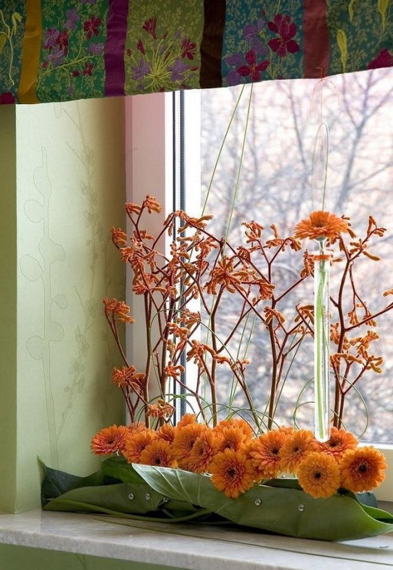 Fantastic Autumn Decoration Ideas and Beautiful Arrangements_06