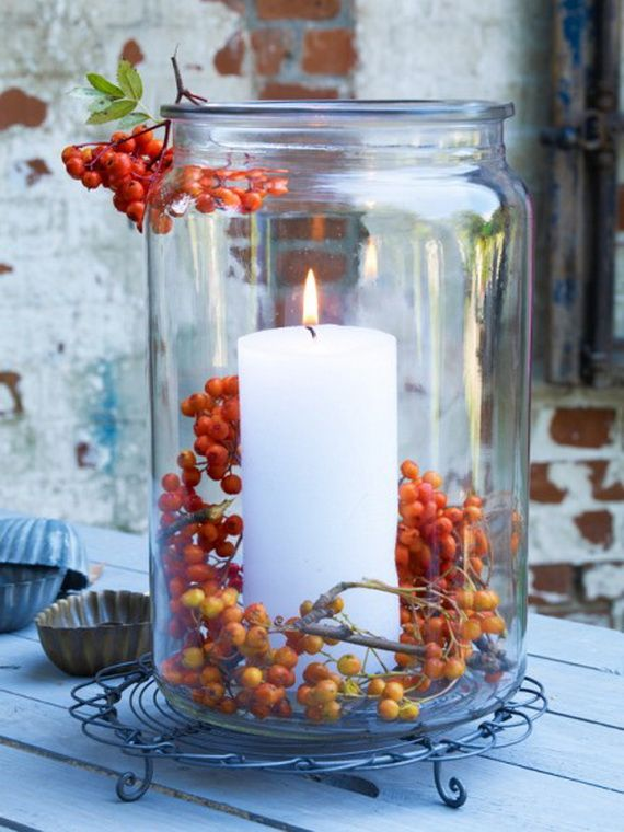 Fantastic Autumn Decoration Ideas and Beautiful Arrangements_10