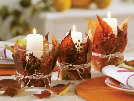 Fantastic Autumn Decoration Ideas and Beautiful Arrangements_15