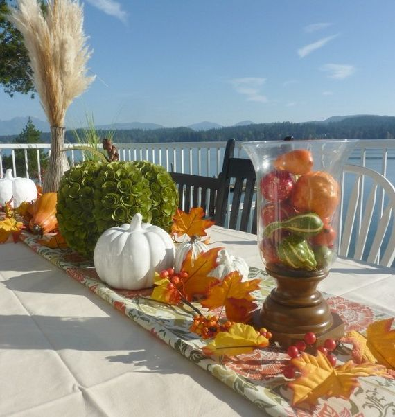 Fantastic Autumn Decoration Ideas and Beautiful Arrangements_43