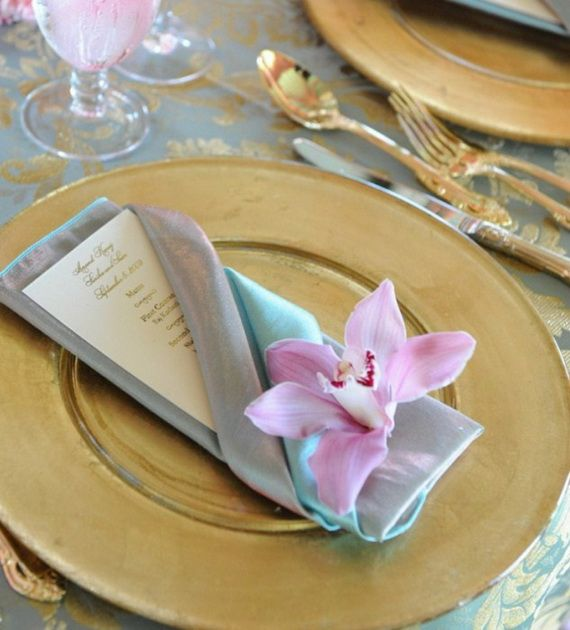 Napkin Folding – Seasonal Ideas For Table Decoration_49