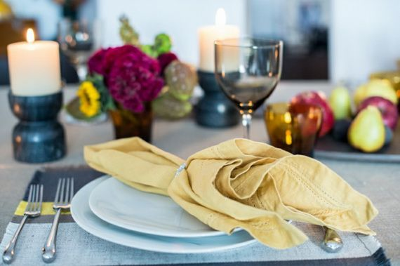 Napkin Folding – Seasonal Ideas For Table Decoration_62