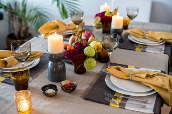 Napkin Folding – Seasonal Ideas For Table Decoration_63