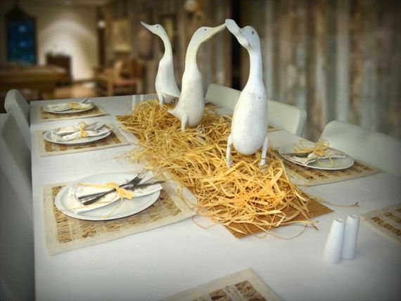 Napkin Folding – Seasonal Ideas For Table Decoration_73