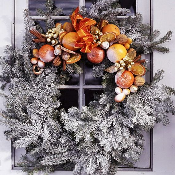 Splendid Fall Wreaths & Door Decoration Ideas And Inspiration_003