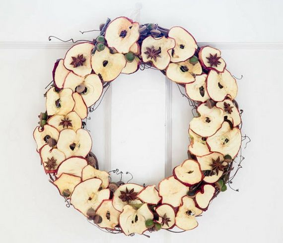 Splendid Fall Wreaths & Door Decoration Ideas And Inspiration_104