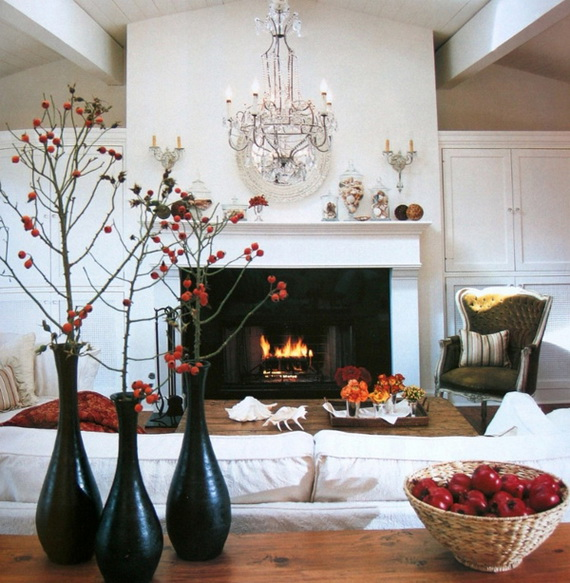 50 Christmas Decorating Ideas To Create A stylish Home - family ...