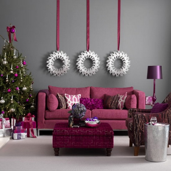 50 Christmas Decorating Ideas To Create A stylish Home_06